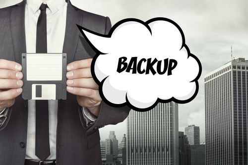 Does Your Backup Need Its Own Backup?