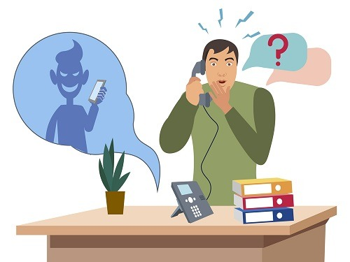 Scammers and Fraud